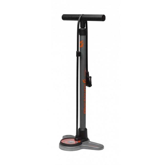 blackburn-piston-3-floor-pump-gray-orange